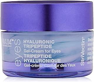 StriVectin Hyaluronic Tripeptide Gel-Cream for Eyes, 0.50 Fl. Oz.