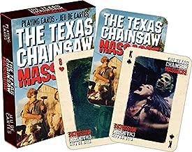 Aquarius Texas Chainsaw Massacre Playing Cards