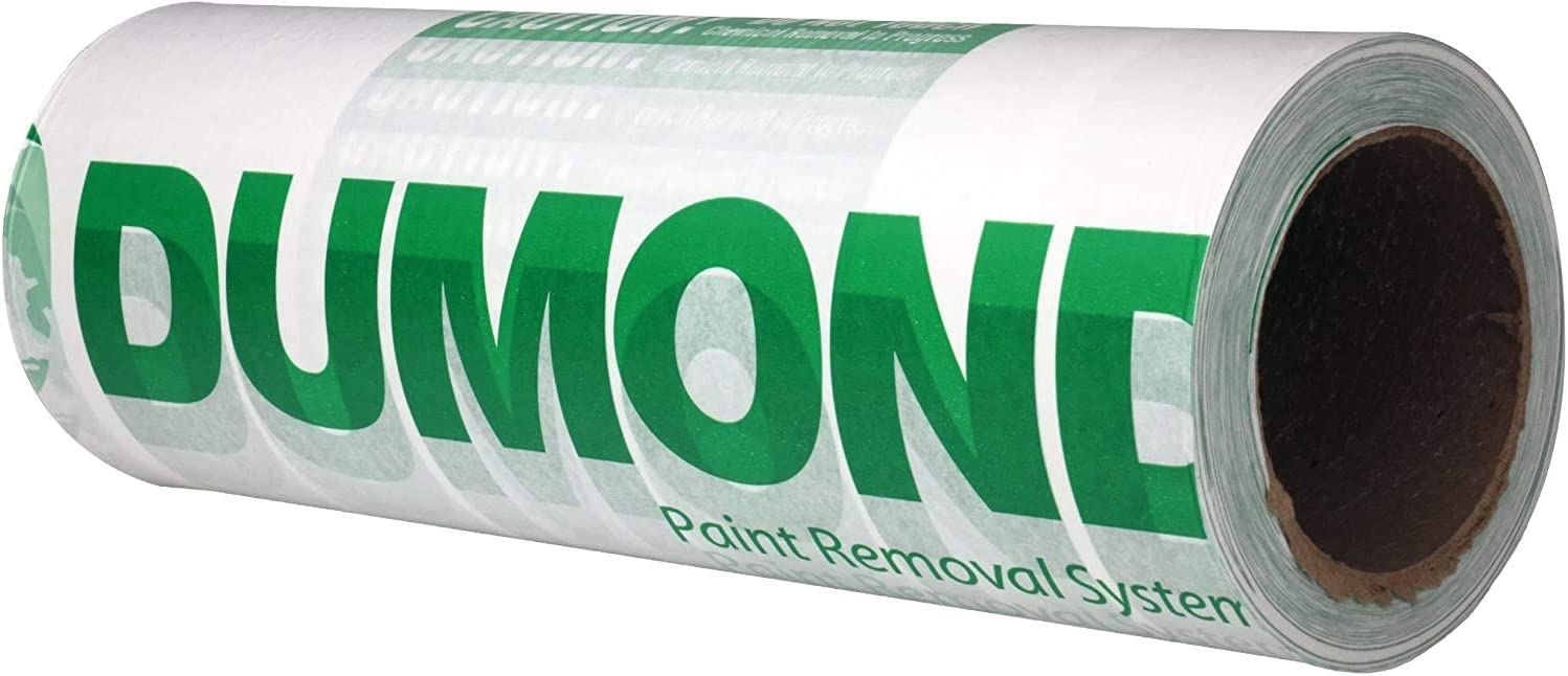 Dumond Paint Removal Laminated Paper- Remova up Speeds San Antonio Mall Max 88% OFF the