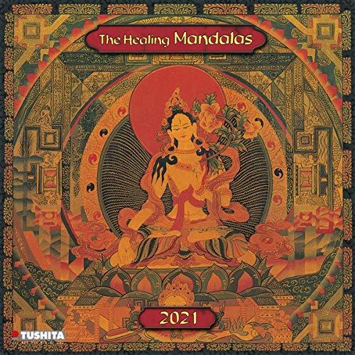 The Healing Mandalas 2021: Kalender 2021 (Mindful Edition)