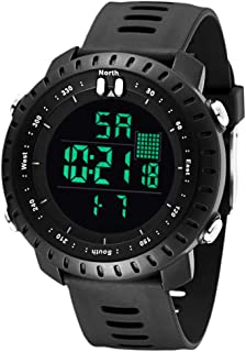 Best black military watch Reviews