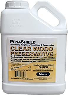 Nisus 30201 PenShield 128oz Borate Wood Preservative, Clear
