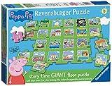 Ravensburger Puzzle de Suelo Gigante con diseño de Peppa Pig (24 Piezas) (5338)