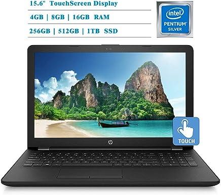 HP 15.6 2019 Newest Premium Pavilion Touchscreen Laptop Notebook Computer, Intel Pentium 4-Core