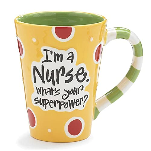 9cd255711 Nurse 12 Oz Coffee Mug/Cup with