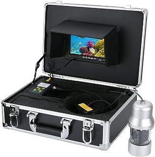 GRXXX Finder Submarino Finder HD Cámara bajo el Agua de 7 Pulgadas TFT Pantalla CCD, Kit de cámara TVL 700 15m, 30m,30M