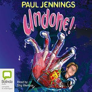 Undone! cover art