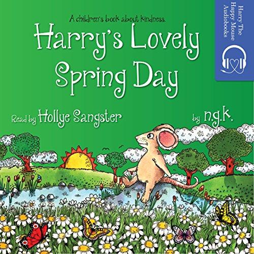 『Harry's Lovely Spring Day』のカバーアート