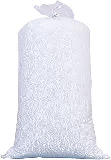 NORMAN JR, 3 Kg Bean Bag Refill/Filler - Moon White