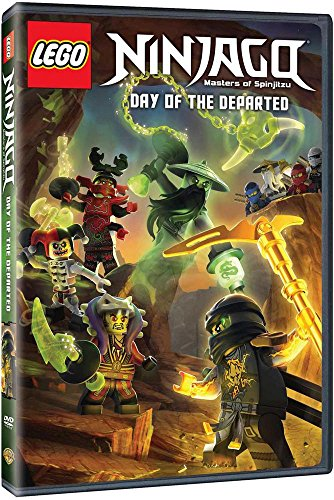 Coffret lego ninjago, les maîtres du spinjitzu : day of the departed [FR Import]