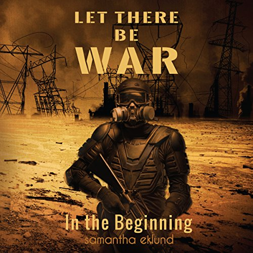 Let There Be War audiobook cover art