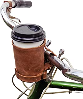 leather cycling accessories