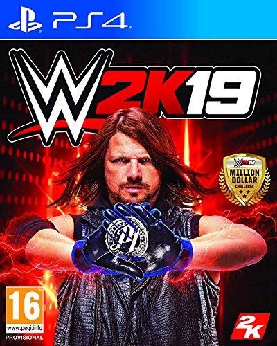 WWE 2K19 - Edición Estándar - PlayStation 4 [Edizione: Spagna]
