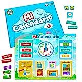 Mi Primer Calendario de SmartPanda - Juguete Educativo Magn�