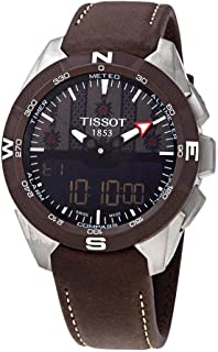T-Touch Expert Solar II Swiss Edition Men's Analog-Digital Watch T110.420.46.051.00
