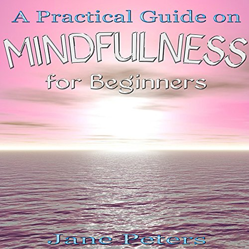 Mindfulness: A Practical Guide on Mindfulness for Beginners audiobook cover art