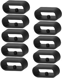 Chofit Vervangende Veilige Ringen Compatibel met Garmin Vivoactive 3 Music& Vivoactive 3 Smartwatch Strap Bands Siliconen ...