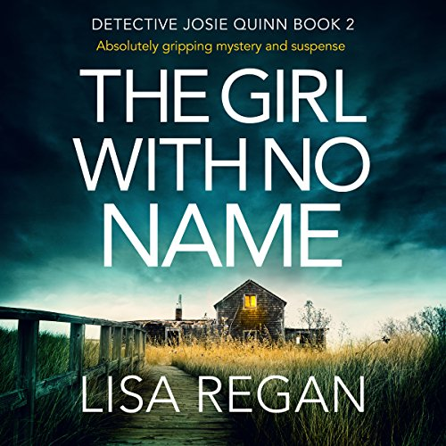 The Girl with No Name audiobook cover art