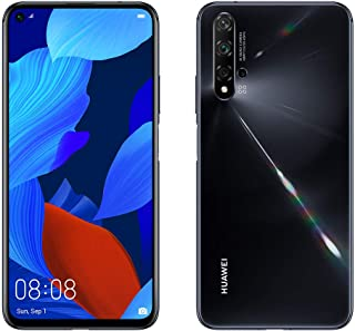 HUAWEI nova 5T - Smartphone de 6.26'' (6 GB RAM+128 GB ROM, 5 cámaras IA, FullView Display, sensor de huella lateral, 3750...