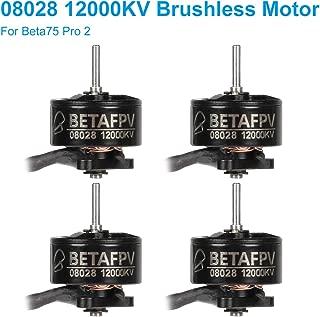 BETAFPV 4pcs 08028 Motor 12000KV Brushless Motors for FPV Racing Tiny Whoop 2S Brushless Whoop Drone Beta75 Pro 2 Beta65x
