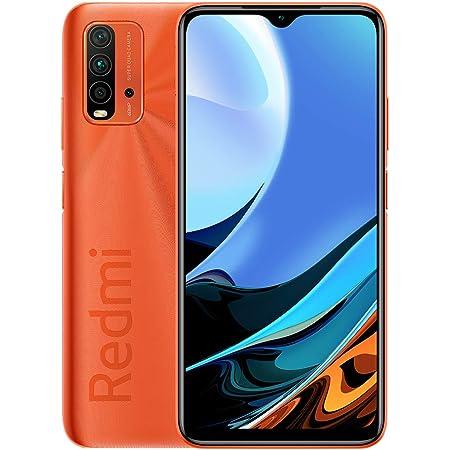 Redmi 9 Power (Fiery Red, 6GB RAM, 128GB Storage) - 6000mAh Battery|FHD+ Screen | 48MP Quad Camera | Snapdragon 662 Processor | Alexa Hands-Free Capable