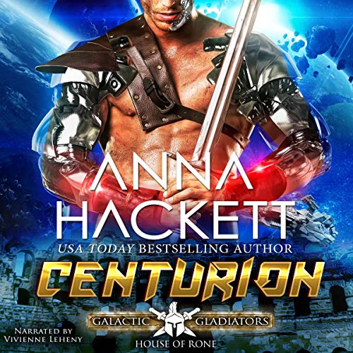 Centurion (A Scifi Alien Romance) audiobook cover art