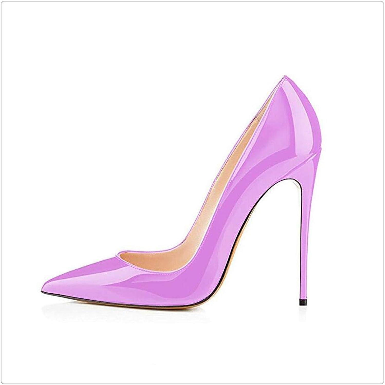 AAKOPE& Woman High Heels Pumps Pink High Heels 8 10 12CM Wedding shoes Pumps