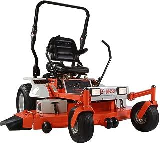 "Z-BEAST 62ZBBM19 62"" 25 HP Zero Turn Commercial Mower, Orange"