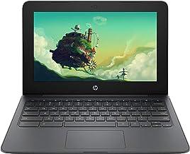 "2021 Newest HP Chromebook 11.6"" HD Laptop for Business and Student, Intel Celeron N3350, 4GB RAM, 32GB eMMC, Webcam, USB-..."