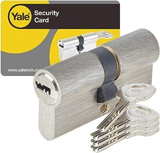 Yale YC1000+ slotcilinder, YC1000+ DB 30X40 NI