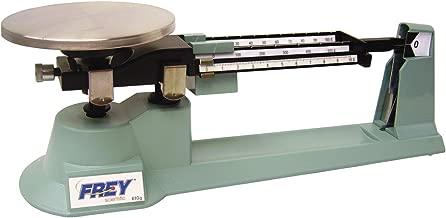 Frey Scientific Triple Beam Balance, 610g Capacity, 0.1g Readability