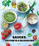 Sauces, chutneys et marinades - Fait maison
