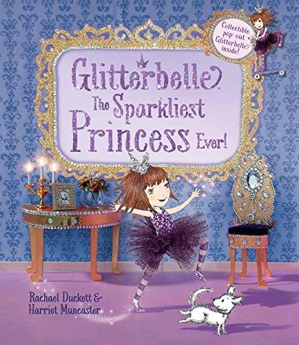 Glitterbelle: The Sparkliest Princess Ever!