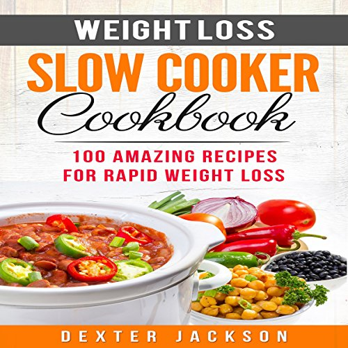 Weight Loss Slow Cooker Cookbook audiobook cover art