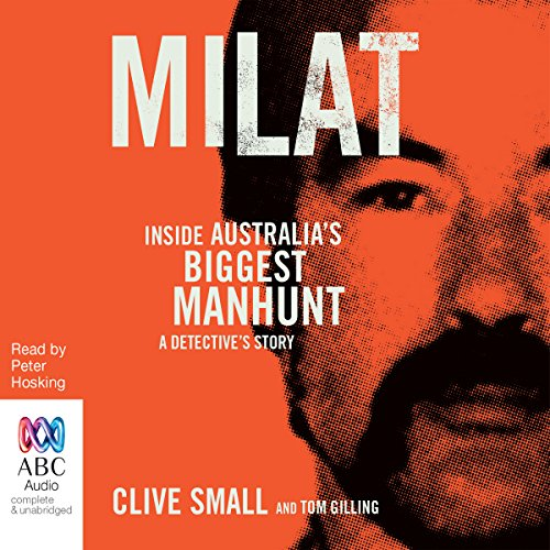 Milat audiobook cover art