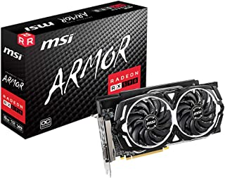 MSI グラフィックボード Radeon RX 590 ARMOR 8G OC