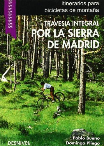 mountain bike l Travesía integral por la sierra de Madrid en  mountain bike