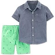 Baby Boys' 2 Pc Playwear Sets 249g396