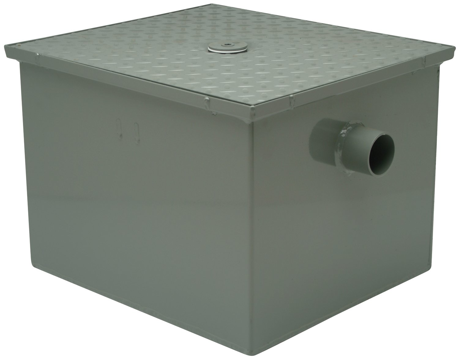 Zurn GT2700-20-2NH, Grease Trap 20 Gallons Per Minute 30 Pounds Capacity