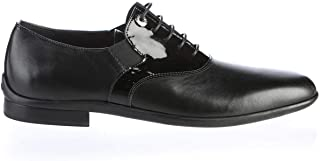 6802 ItalianDesigner Black Leather Tuxido/Formal Man Shoes