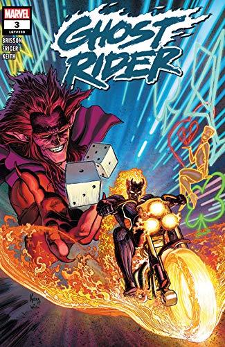 Ghost Rider (2019-) #3 (English Edition)