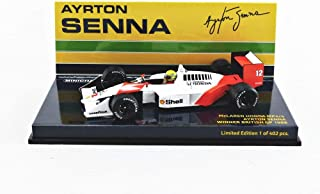 Minichamps 547884412 Collectible Miniature Car White / Red