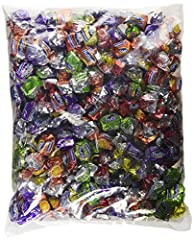 Includes one 2 lb bag of Colombina Fancy Fruit Filled Assorted Candy Fat Free Product of Colombia In Certified Frustration-Free Packaging