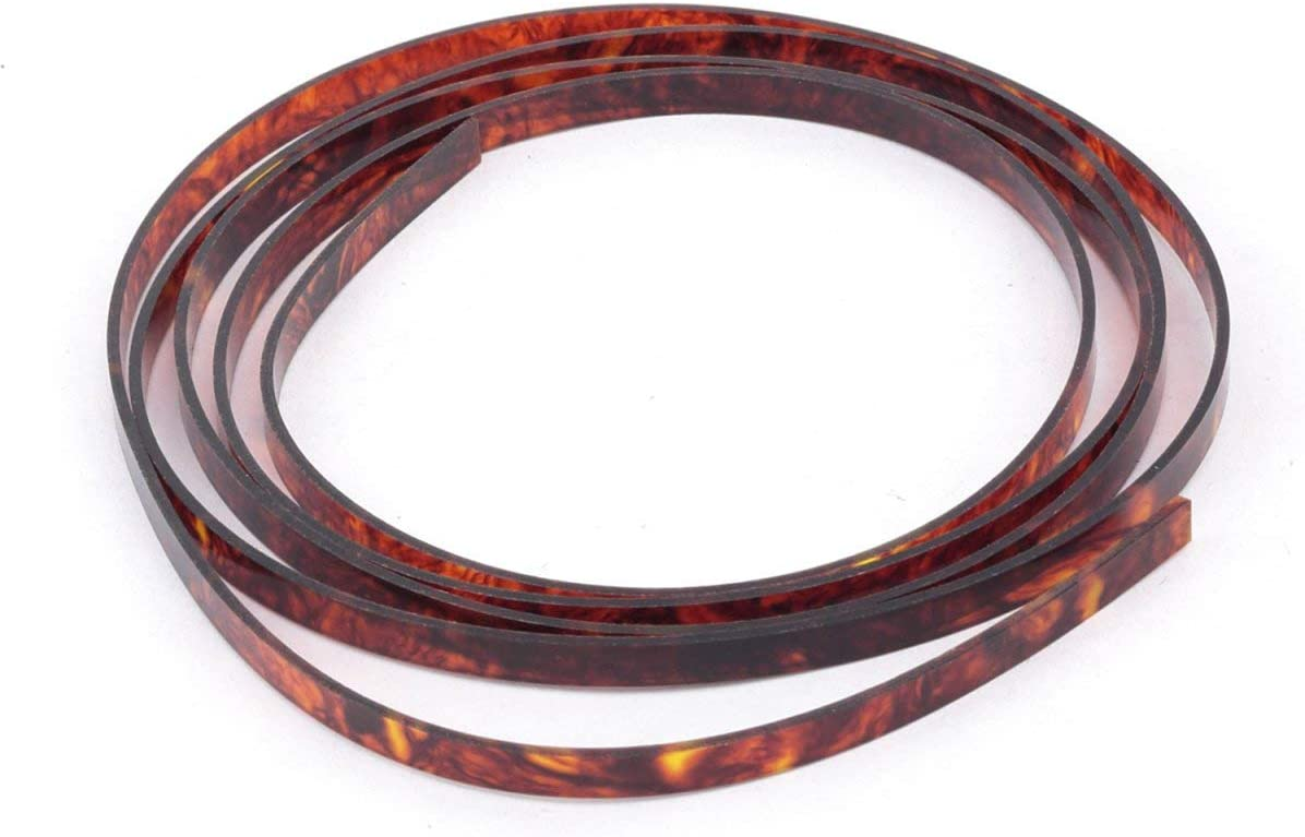 Musiclily Plastic Opening large release sale Guitar Binding Purfling Strip x 1650 1.5 6 m store
