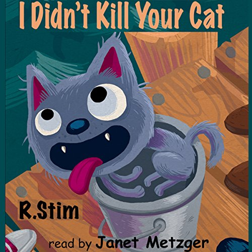 I Didn't Kill Your Cat audiobook cover art