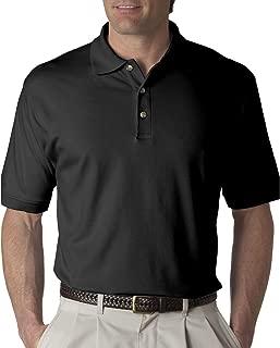 Men's Comfort Ring Spun Egyptian Interlock Polo Shirt