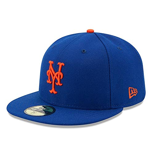 5620a9ee7be5e New Era 59FIFTY New York Mets MLB 2017 Authentic Collection On-Field Game  Fitted Hat