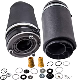 maXpeedingrods Pair Front Air Suspension Bag for Land Rover Range Rover L322 HSE 2003-2012 Air Shock Spring Bag RNB000750 RNB000740