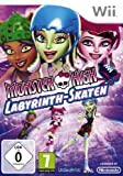 Monster High - Labyrinth-Skaten [Importación Alemana]