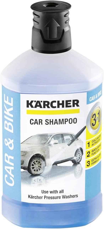 Karcher Accessorio Per Idropulitrice - Detergente per Auto 3 in 1